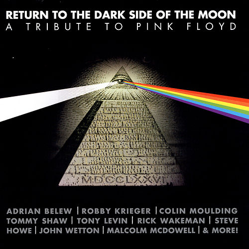 Return To The Dark Side Of The Moon: A Tribute To Pink Floyd de Various Artists