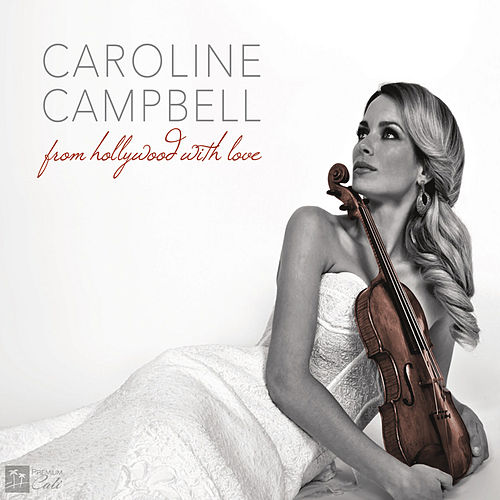 From Hollywood With Love de Caroline Campbell