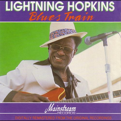 Blues Train de Lightnin' Hopkins