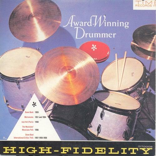 Award-Winning Drummer de Max Roach