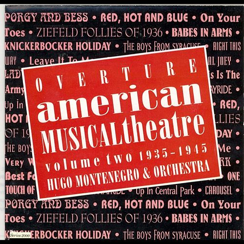 American Musical Theatre 2 by Hugo Montenegro