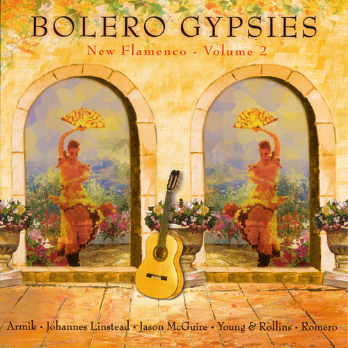 Bolero Gypsies-New Flamenco Vol. 2 de Various Artists