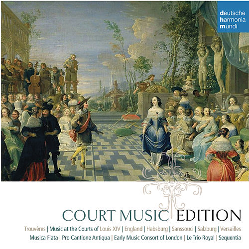 Court Music Edition de Various Artists
