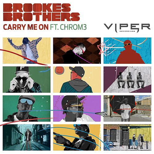 Carry Me On by Brookes Brothers