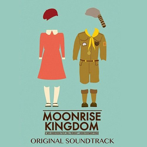 Le temps de l'amour (Original Soundtrack Theme from 'Moonrise Kingdom') de Francoise Hardy