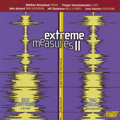 Extreme Measures II de Tom Kolor