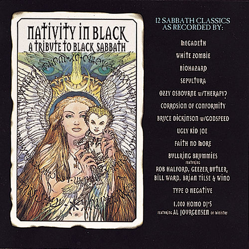 Nativity In Black: A Tribute To Black Sabbath de Various Artists