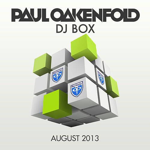 DJ Box - August 2013 von Various Artists