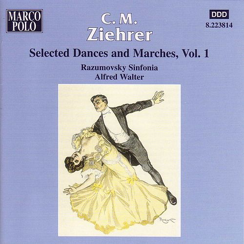 Ziehrer: Selected Dances and Marches, Vol.  1 de Razumovsky Symphony Orchestra