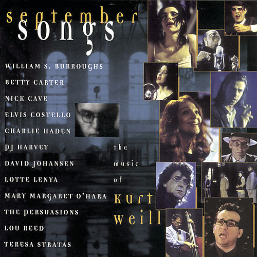 September Songs: The Music Of Kurt Weill de Various Artists