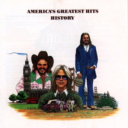 America's Greatest Hits - History de America