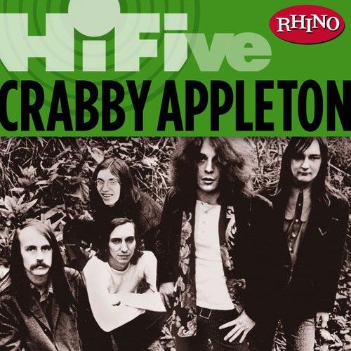 Rhino Hi-Five: Crabby Appleton de Crabby Appleton