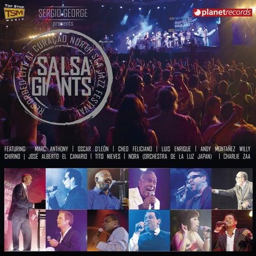 Sergio George Presents Salsa Giants Live de Various Artists