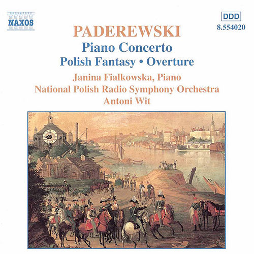 Piano Concerto / Polish Fantasy by Ignace Paderewski