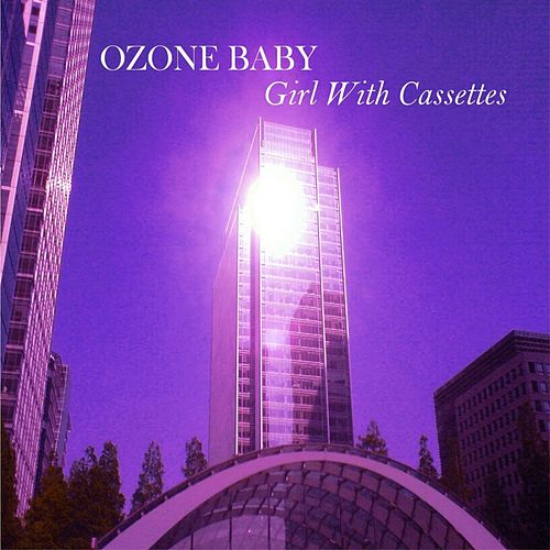 Girl With Cassettes by Ozone Baby