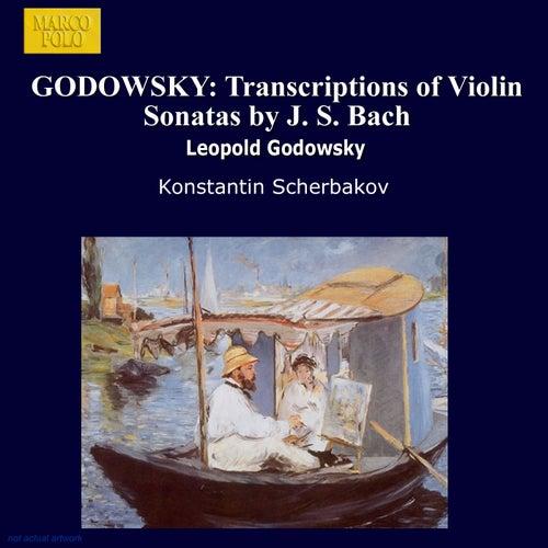 GODOWSKY: Transcriptions of Violin Sonatas by J. S. Bach by Konstantin Scherbakov