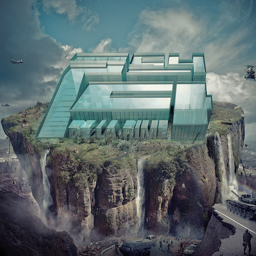 4ème Dimension de Psy4 De La Rime