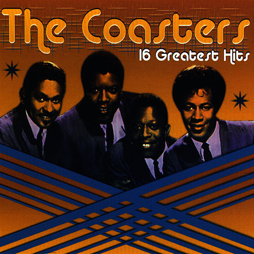 16 Greatest Hits by The Coasters