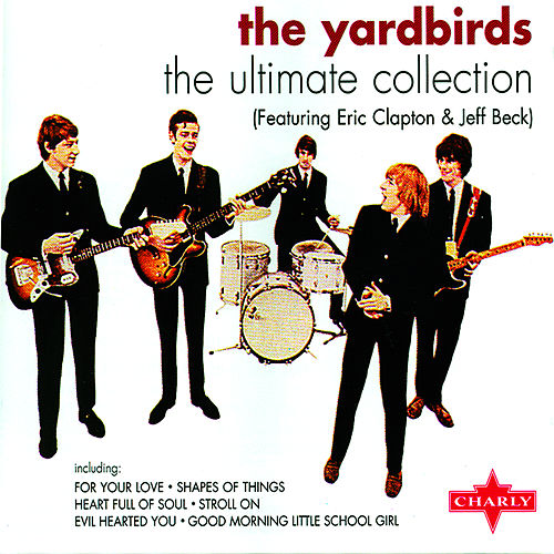 The Ultimate Collection [Disc One] de The Yardbirds