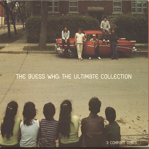 The Guess Who: The Ultimate Collection de The Guess Who
