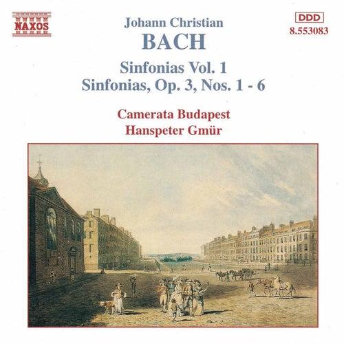 Sinfonias Vol. 1 von Johann Christian Bach