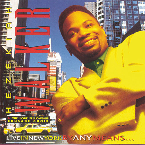 Live In New York: By Any Means... by Various Artists