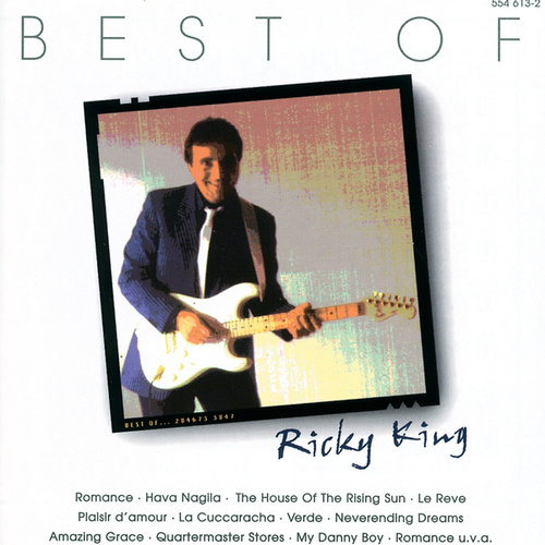 Best Of Ricky King de Ricky King