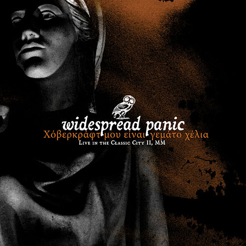 Live In The Classic City II by Widespread Panic