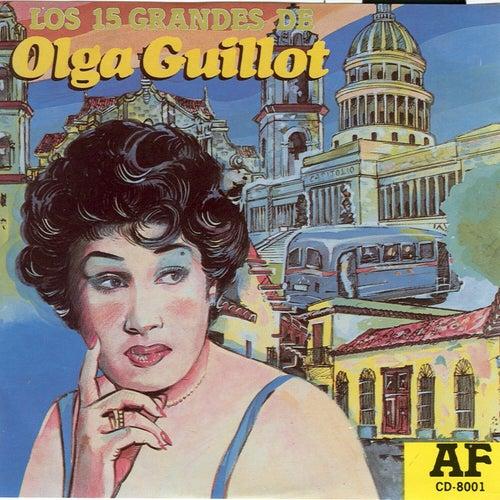 Los 15 Grandes von Olga Guillot