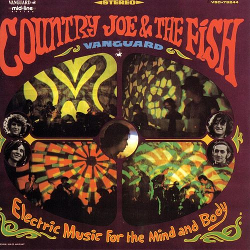 Electric Music For The Mind And Body de Country Joe & The Fish