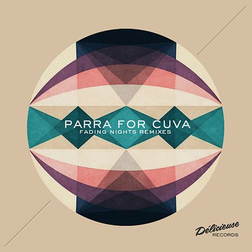 Fading Nights Remixes EP by Parra for Cuva