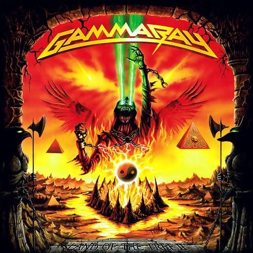 Land Of The Free Pt. II fra Gamma Ray