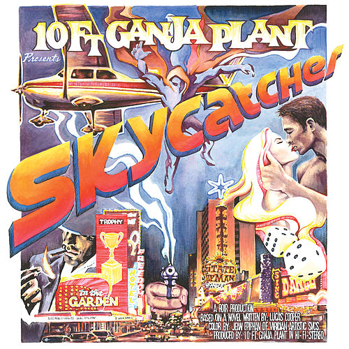 Skycatcher de 10 Ft. Ganja Plant