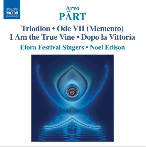 PART: Music for Unaccompanied Choir by Noel Edison