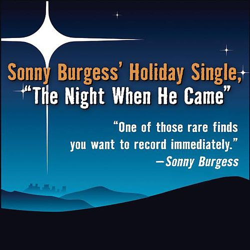 Sonny Burgess - 2006 Holiday Release by Sonny Burgess