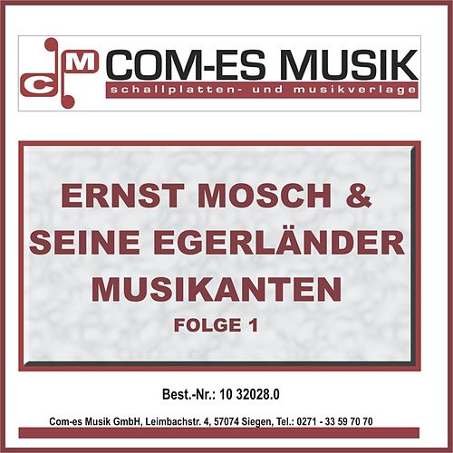 Ernst Mosch & seine Original Egerländer Musikanten, Folge 2 von Ernst Mosch
