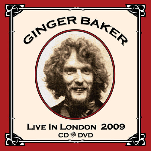 Live In London 2009 de Ginger Baker