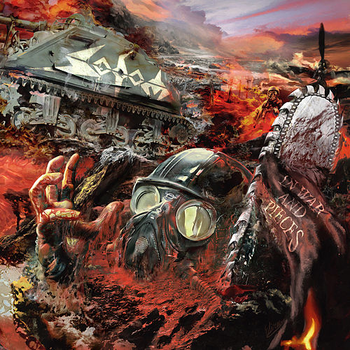 In War And Pieces by Sodom