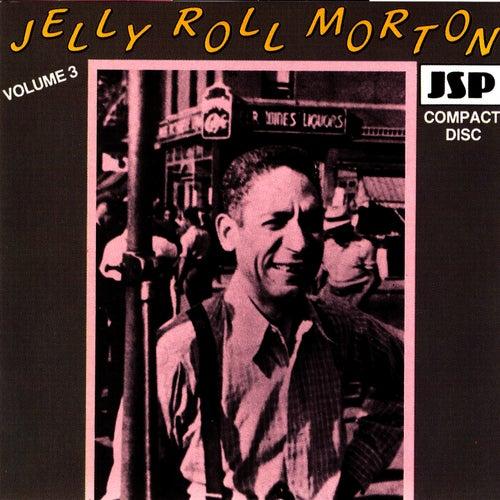 Jelly Roll Morton - Vol. III by Jelly Roll Morton
