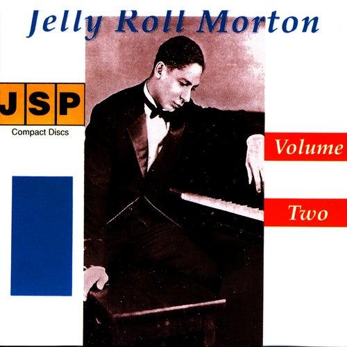 Jelly Roll Morton - Vol. II by Jelly Roll Morton