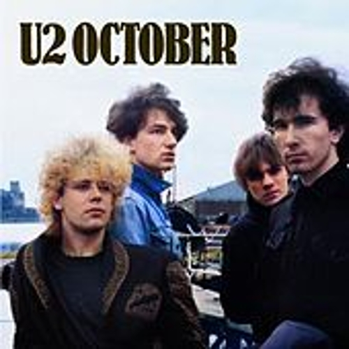 October (Remastered) de U2