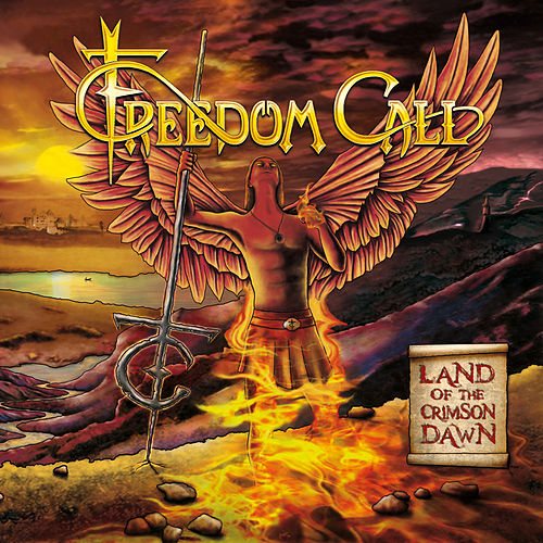 Land of the Crimson Dawn de Freedom Call