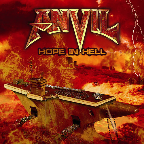 Hope In Hell von Anvil