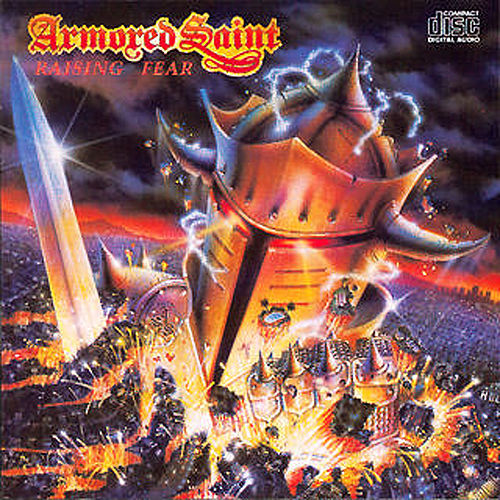 Raising Fear by Armored Saint
