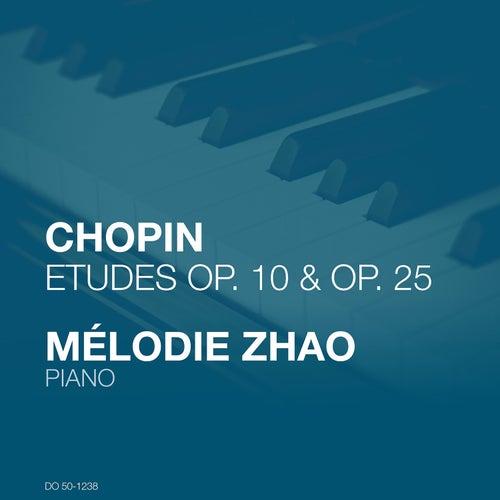 Chopin: 24 Etudes de Mélodie Zhao