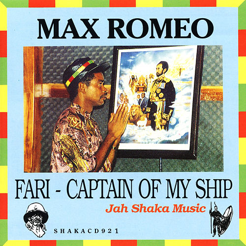 Fari - Captain of My Ship de Max Romeo