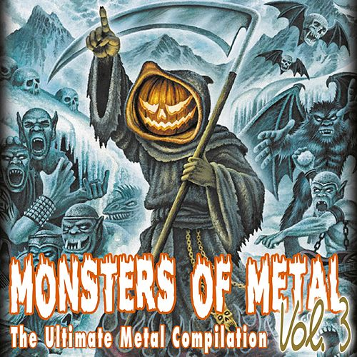 Monsters Of Metal Vol. 3 by Various Artists