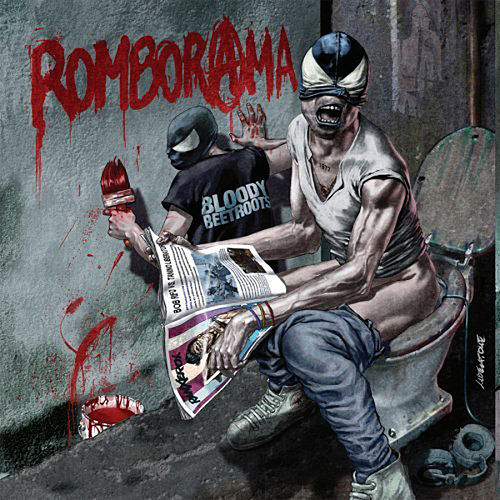 Romborama de The Bloody Beetroots