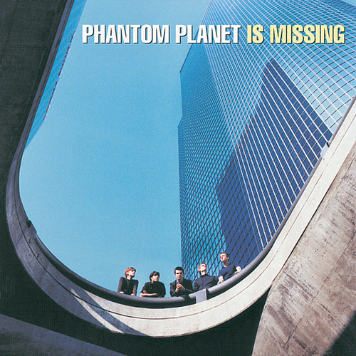 Phantom Planet Is Missing by Phantom Planet