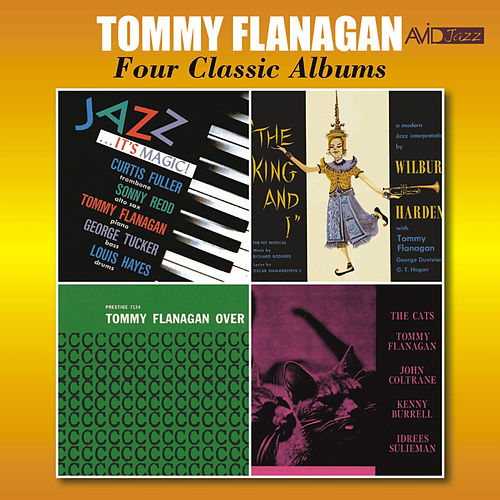 Four Classic Albums (Jazz It's Magic / The King and I / Trio Overseas / The Cats) [Remastered] de Tommy Flanagan